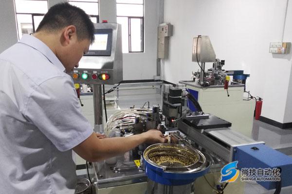 首饰加工设备的故障检测与维修方法