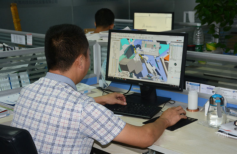 尚技首饰设备厂设计部