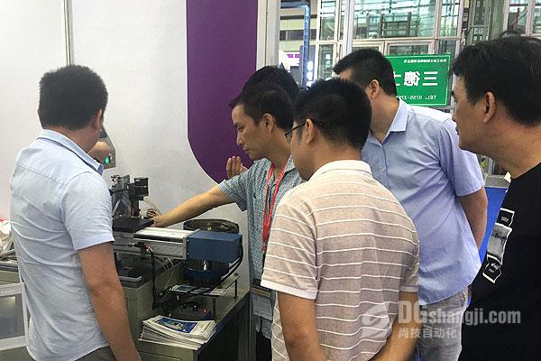 尚技首饰设备公司的焊接技术引起业界的广泛关注
