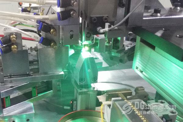 第5代自动碰焊机的焊接技术