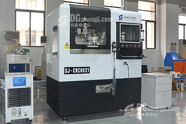 CNC手镯戒指机