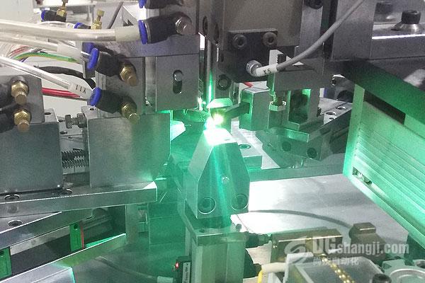自动碰焊机的电离子焊接优点