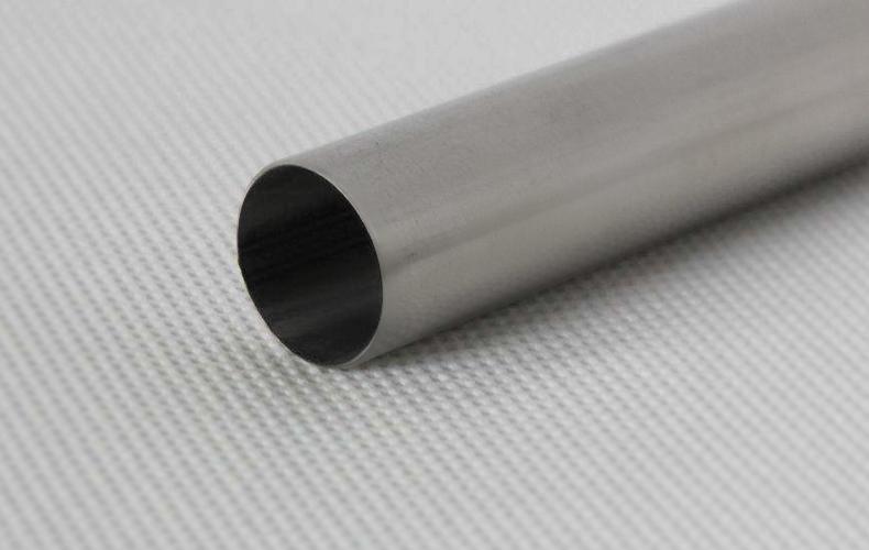 尚技自动焊管机的样品